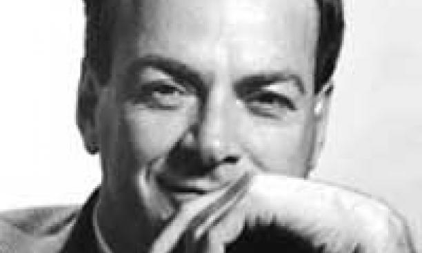 Richard Feynman *42: O-ring Celebrity