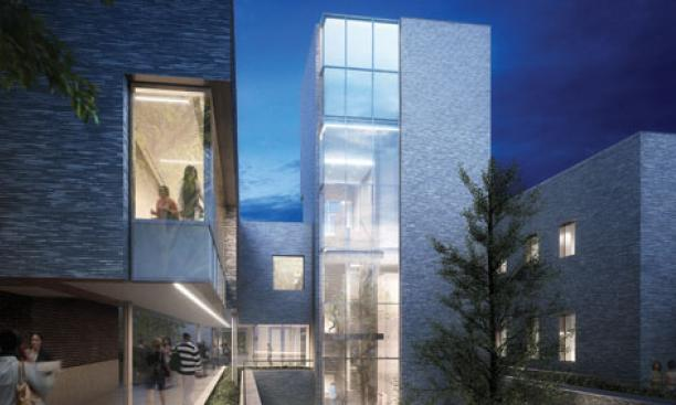 ANDLINGER CENTER FOR ENERGY AND THE ENVIRONMENT: Expected completion in 2015, Tod Williams ['65] Billie Tsien Architects. 129,000