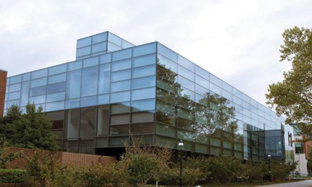 SHERRERD HALL: 2008, Frederick Fisher and Partners Architects. 46,675
