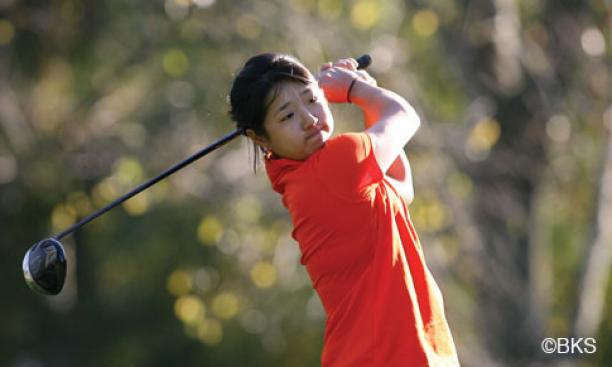 Kelly Shon '14 has competed against some of golf's best players in the U.S. Women's Open.