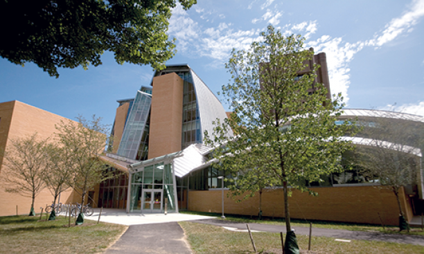 Peter Lewis '55 Science Library: Frank Gehry aspires