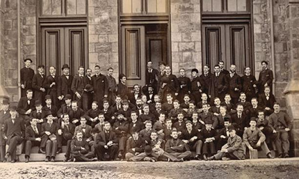 The Class of 1878
