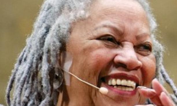 Professor emeritus Toni Morrison