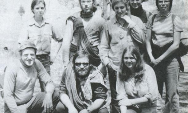 Outdoor Action members in the mid-1970s. (Photo: PAW Archives, March 18, 1975)