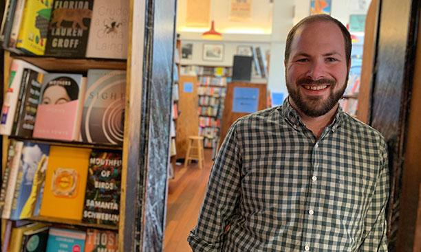 Justin Cahill '11 Helps Aspiring Writers Break Through