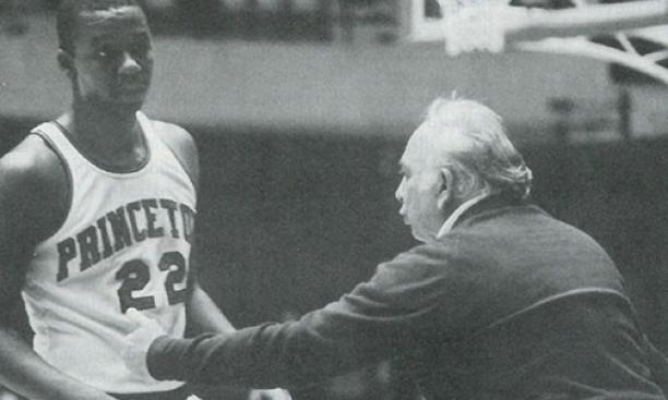 Captain John Thompson III '88 and Pete Carril: First Degree