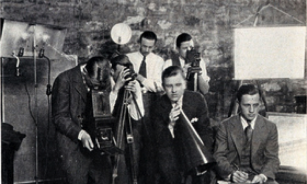 "Princeton's ""Undergraduate Motion Pictures,"" 1928: Their Movies Disintegrated"