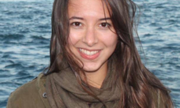 Monica Greco '13 (Hesham Elnagar)