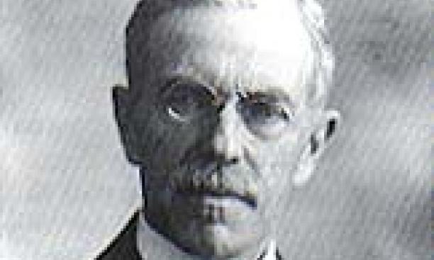 John Grier Hibben 1882 *1893: Peacemaker.