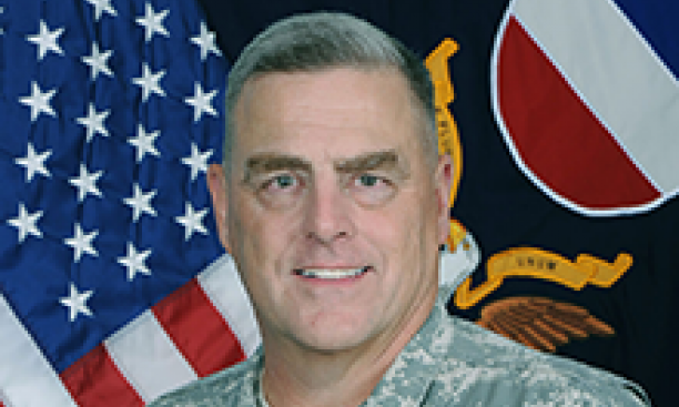 Gen. Mark Milley '80 (U.S. Army)