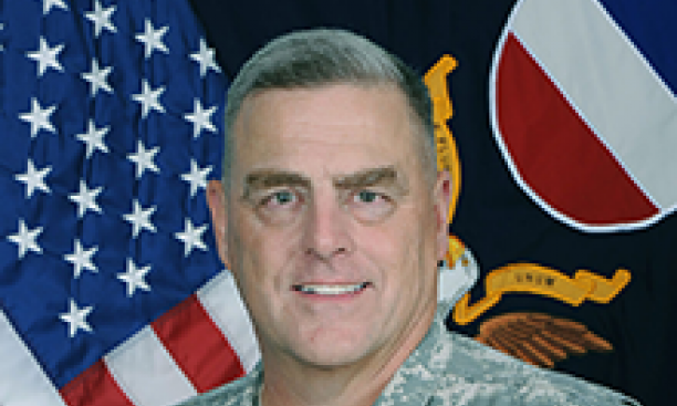 Gen. Mark Milley '80 (U.S. Army)