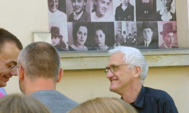 The students studied with Princeton history professor Jan Gross, a native Pole who is reviled by many in his homeland, and admired by others, for his searing work on the relationship between Jews and Poles.