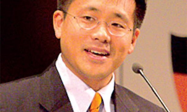 Provost David S. Lee *99