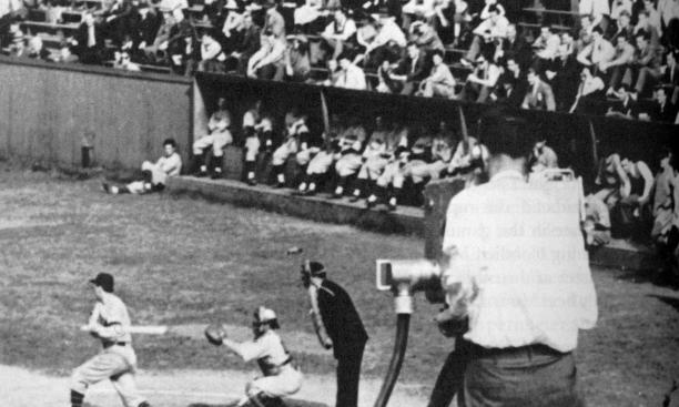 Princeton 2, Columbia 1: Television's Opening Pitch