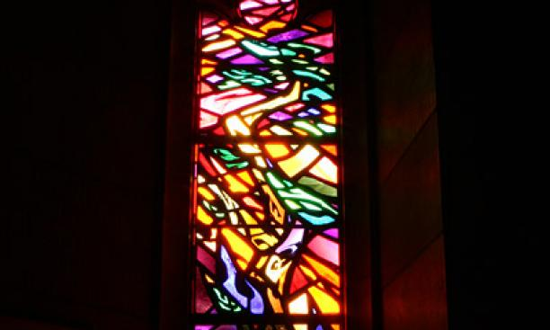 The Adlai Stevenson Memorial Window in the Princeton Chapel: Lanthorn of the Law