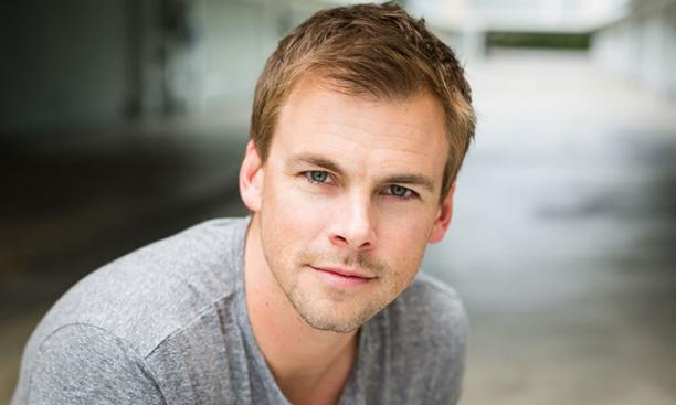 For Actor Writer Tommy Dewey 01 Princeton Provides Deep Well Of