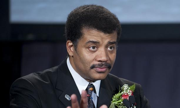 Neil deGrasse Tyson: Pattern Recognition