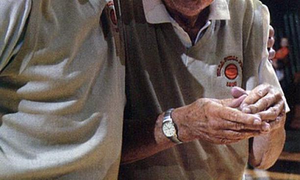Bill Bradley '65 and Butch van Breda Kolff '45: New standards