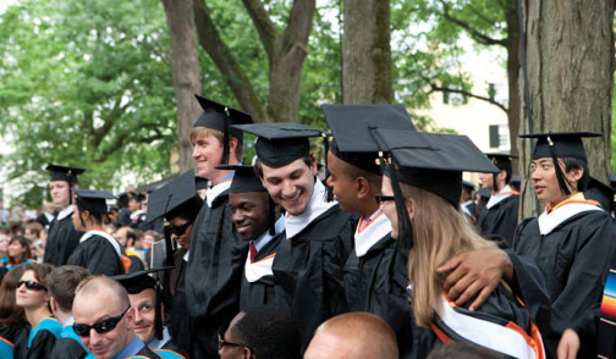 Commencement 2010: 20 things we love about it