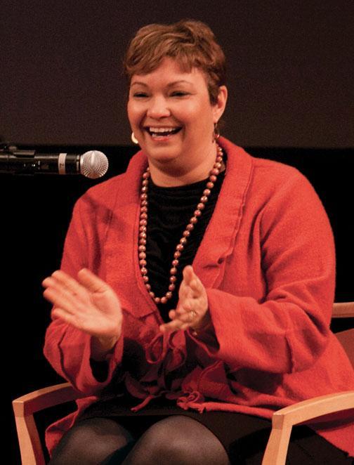 Madison Medalist Lisa Jackson *86