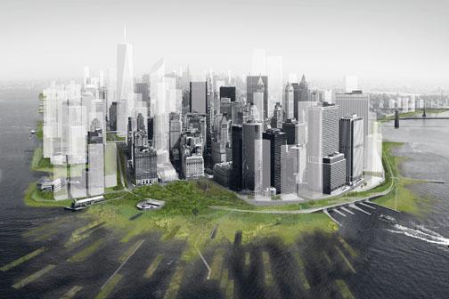 ARO's vision for Lower Manhattan