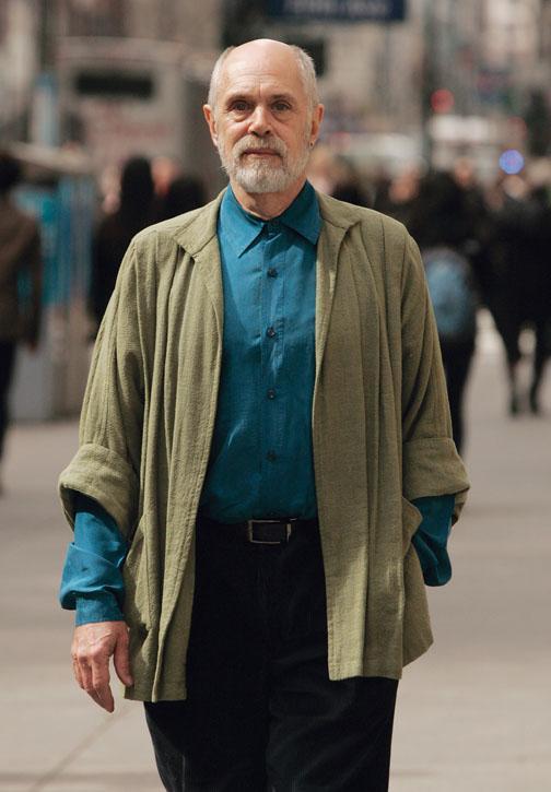 James Saslow '69
