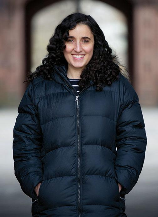 Ilana Witten '02, psychology and neuroscience