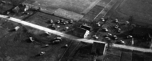 Fake tanks positioned in the German towns of Anrath and Dülken deceived the German army about where American divisions would cross the Rhine River, in what would be the Ghost Army's grand finale.