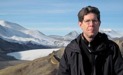 Author Michael Lemonick.