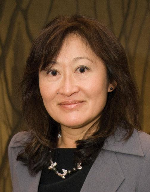 As a student, Regina Lee '85 grew concerned whether Asian-American applicants were treated fairly in the admission process.