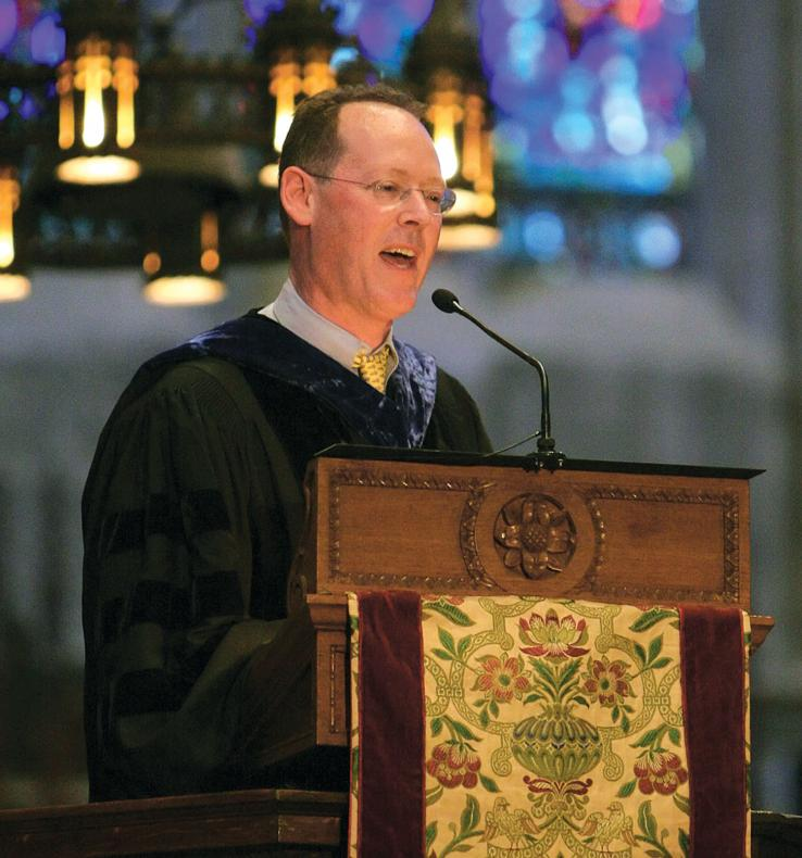 Physician and anthropologist Paul Farmer