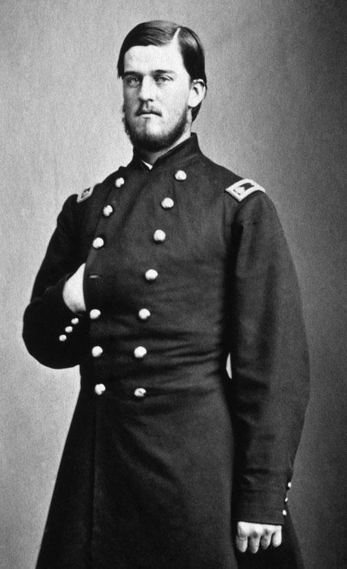 Hugh Janeway 1861