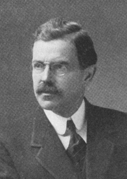 John Grier Hibben 1882 broke with Woodrow Wilson but succeeded him as Princeton president.