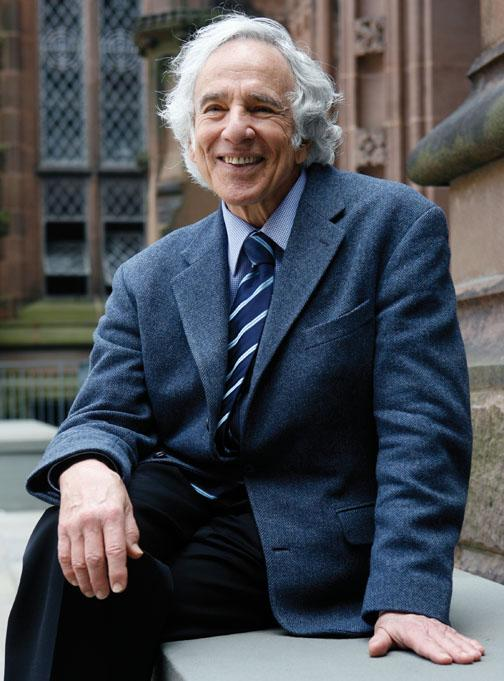 """Professor Stanley Corngold """"never seriously reconsidered"""" his decision to retire."""