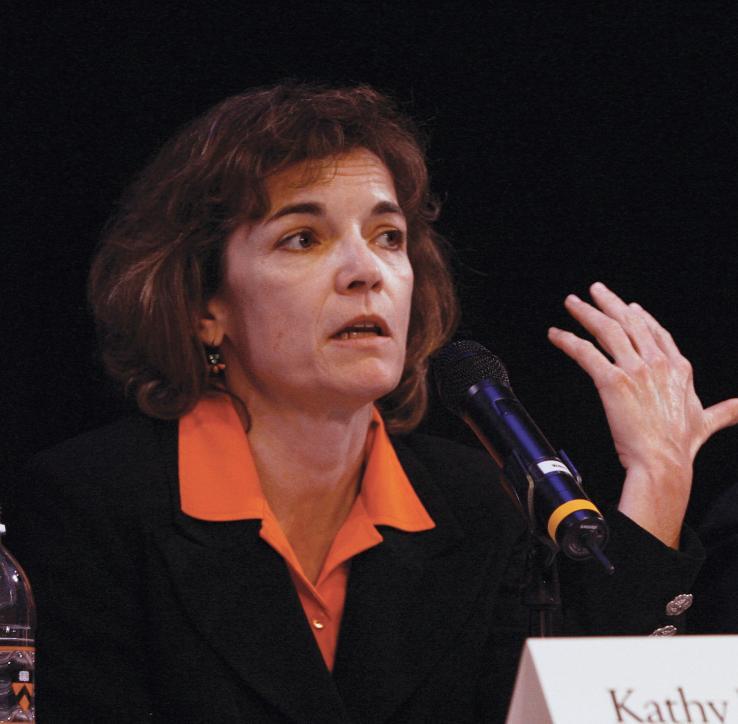 Kathy Kiely '77