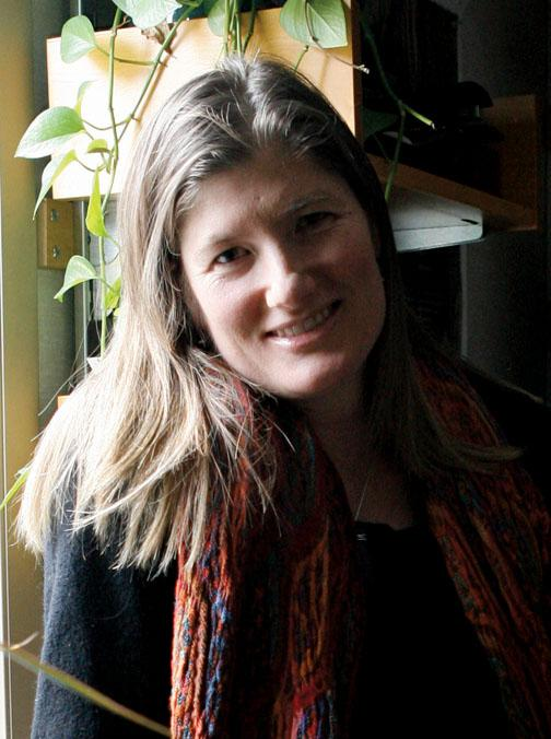 Shana Weber, manager of Princeton's Office of Sustainability