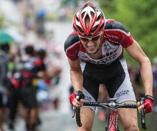 Pro cyclist Tyler Wren '03 is troubled by how the Lance Armstrong doping scandal is affecting the sport.