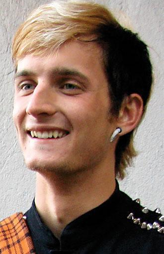 Alex Barnard '09