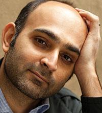 Mohsin Hamid '93 (Jillian Edelstein)