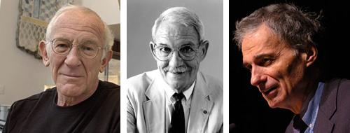 Lewis '55, Hollander '55, Nader '55: Classy