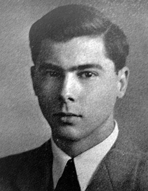 Jim Robinson '43: The original techie
