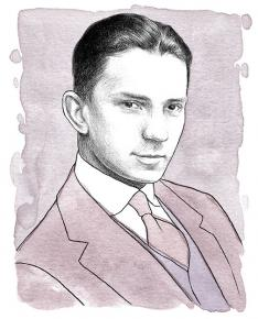 James Vincent Forrestal 1915 represented Princeton's emerging meritocracy.