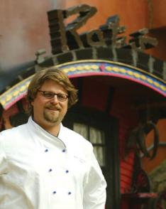 Peter Nowakoski '90, Executive Chef, Rat's Restaurant, Hamilton, N.J.