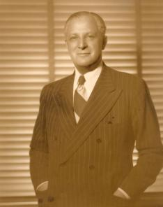 Norbert Jay, the author's Polish-born grandfather, left Berlin after the Nazis seized his clothing company in 1938.